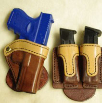 Standard Leather Paddle Holster