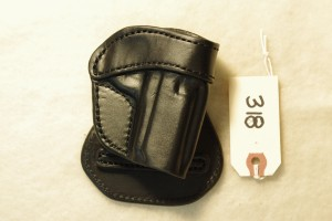 Ana Henderson 300x200 Standard Leather Paddle Holster
