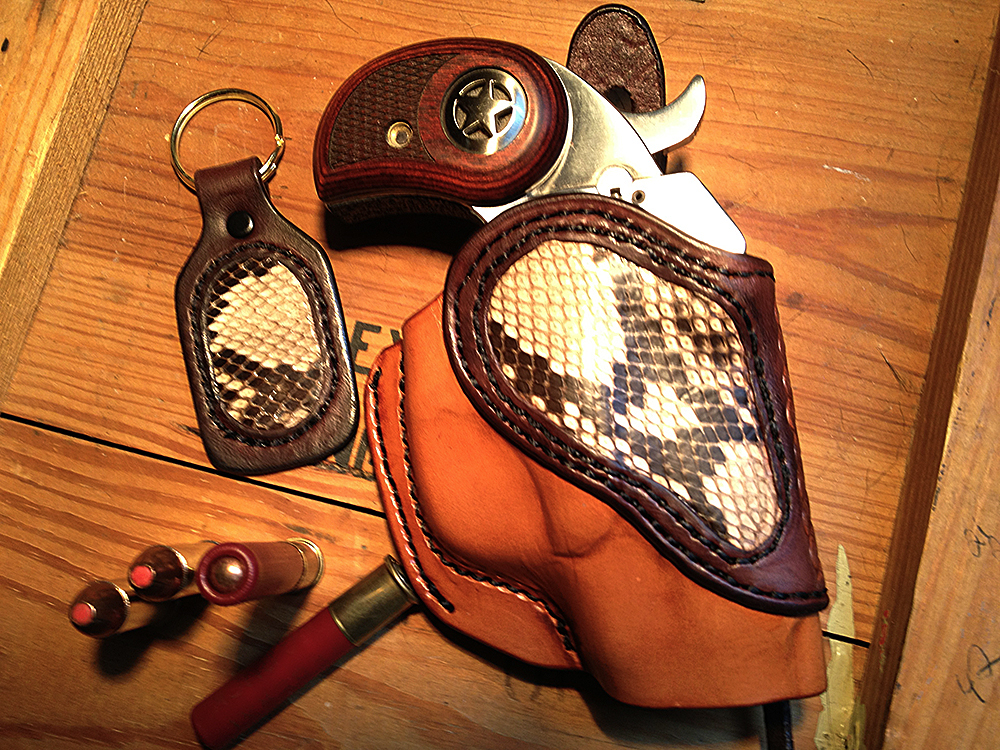 Bond Arms Driving Holster
