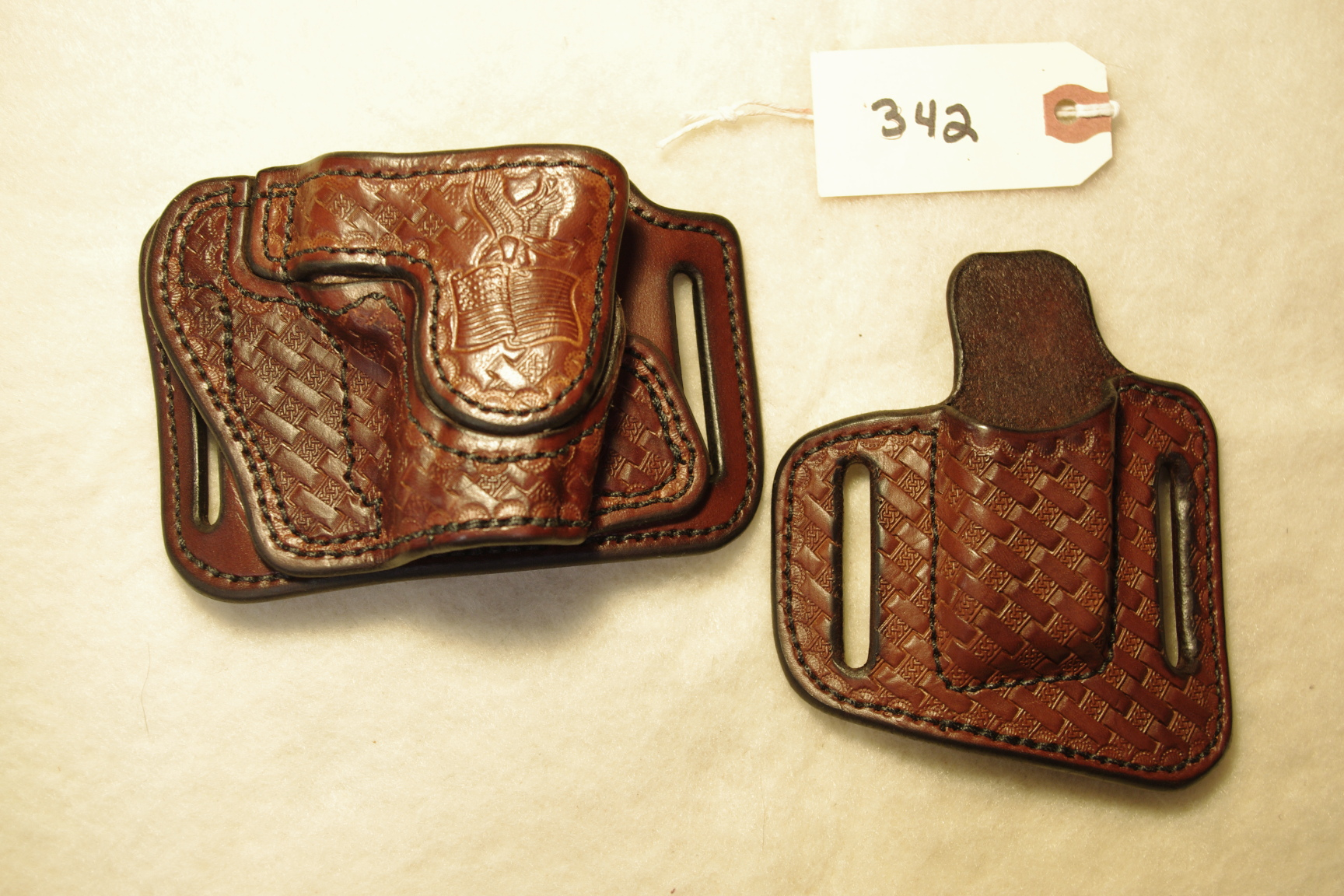 American Holster CompanyThe High Ride - American Holster Company
