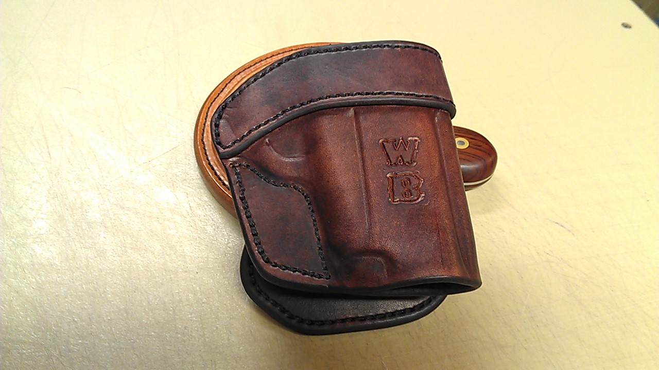 Right hand Sig P239 Paddle holster (Sold)