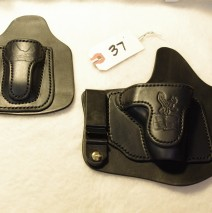 IWB Invisi-Tuck™ holster and mag pouch for Colt Mustang XSP