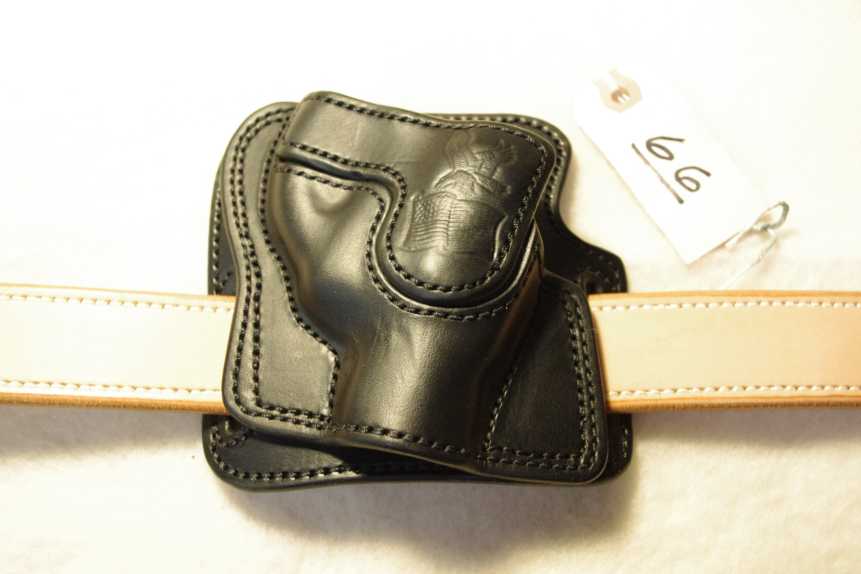 High Ride For Ruger LCR 357 (Sold) - American Holster Company