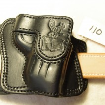 High Ride Holster for the S&W M&P shield (Sold)