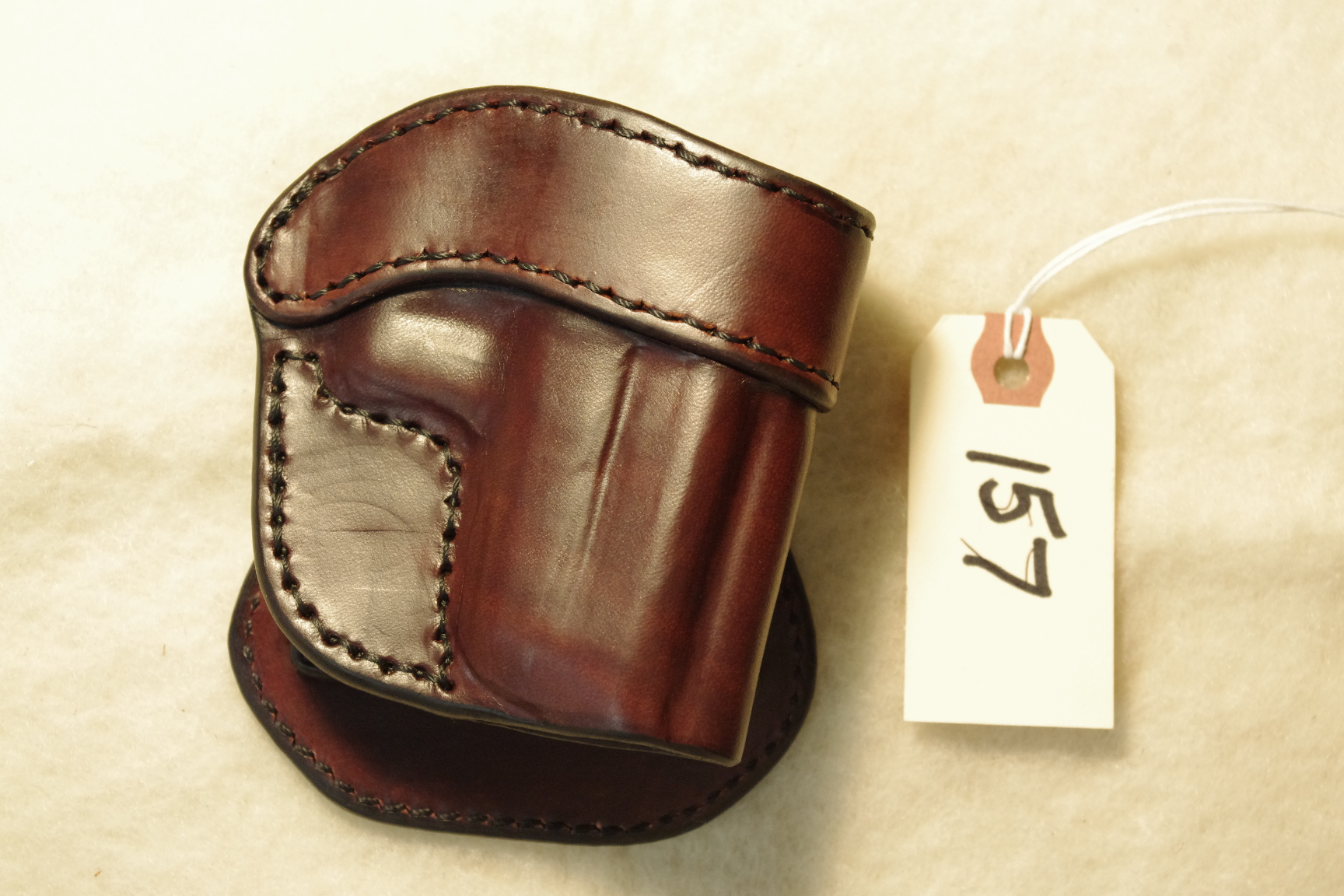 Paddle Holster for a Glock G42 (380) (sold)
