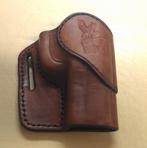 RH Midland holster for a S&W 9ve/40ve (sold)