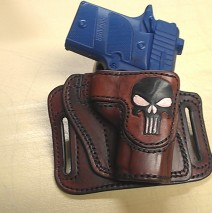 High Ride for a Sig P938 with punisher (sold)