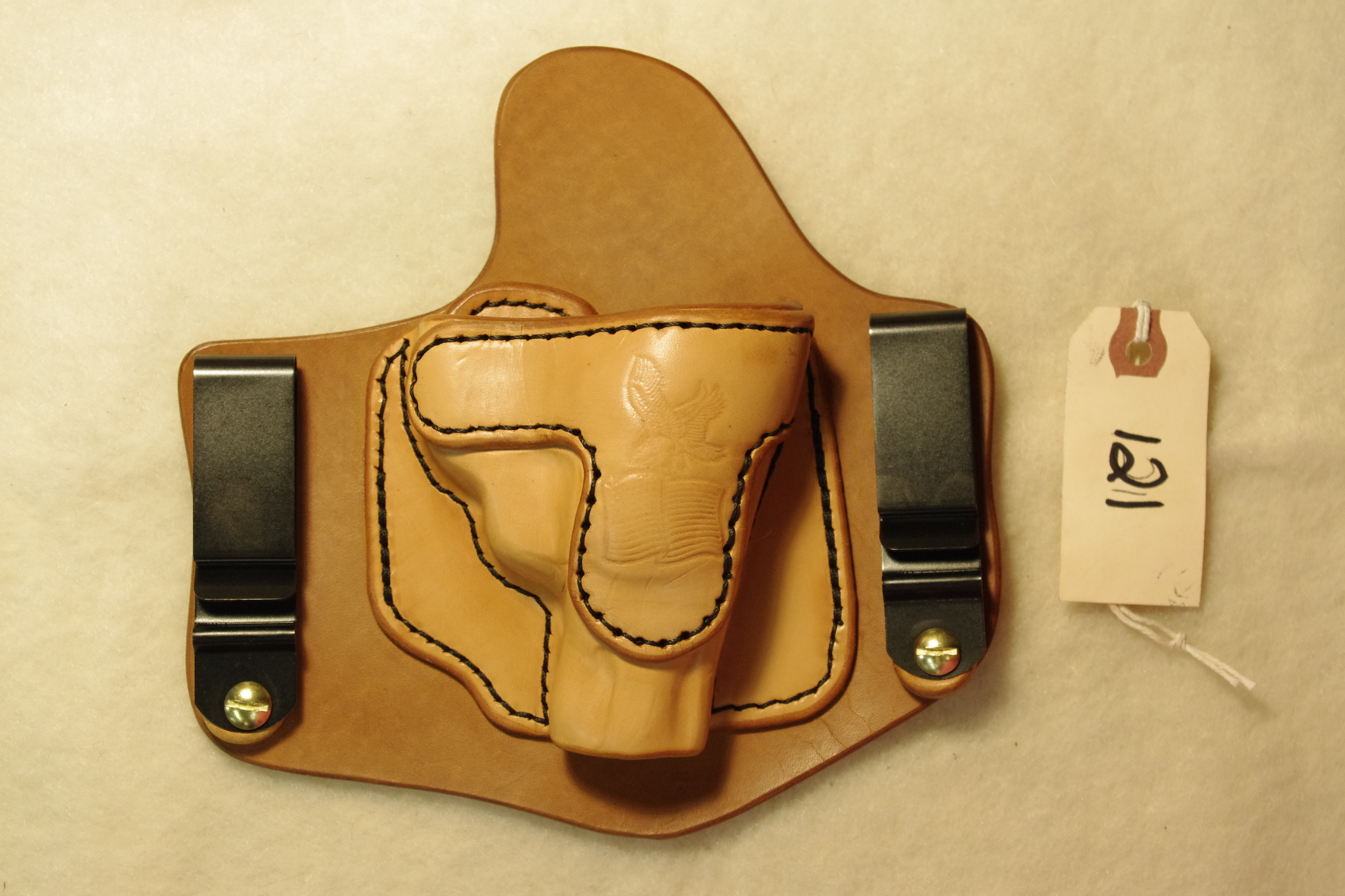 Right hand Invisi-Tuck™ for J-Frame (sold)