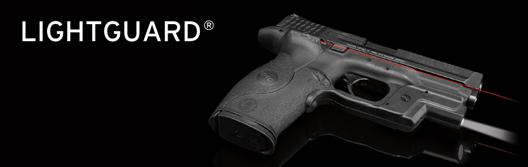 Select Crimson Trace Light Guard Holsters Available