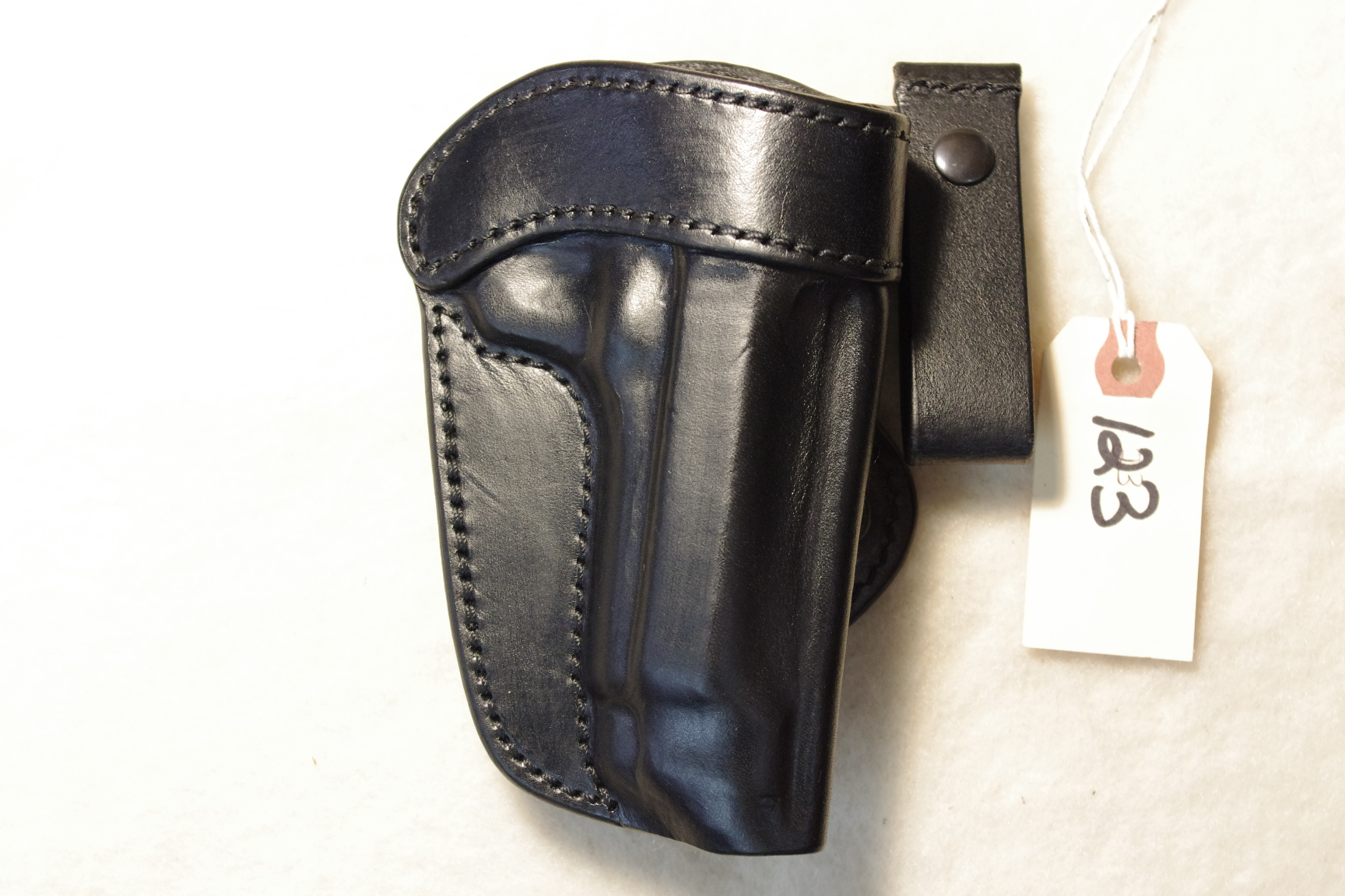 RH LEC Paddle Holster for Beretta 92fs (SOLD)