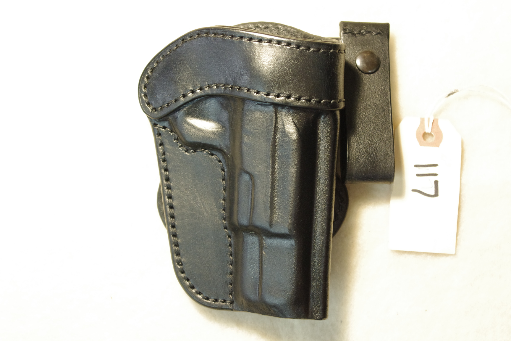 RH LEC Paddle Holster for CZ 75B (sold)