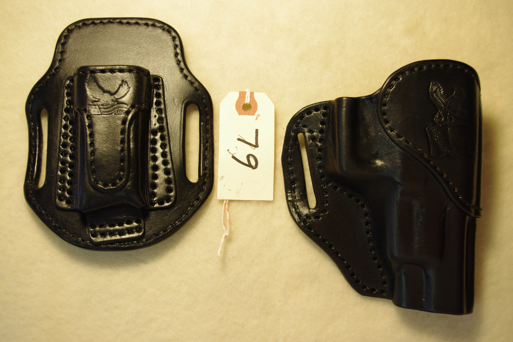 Midland OWB holster and mag pouch for Springfield XD (sold)