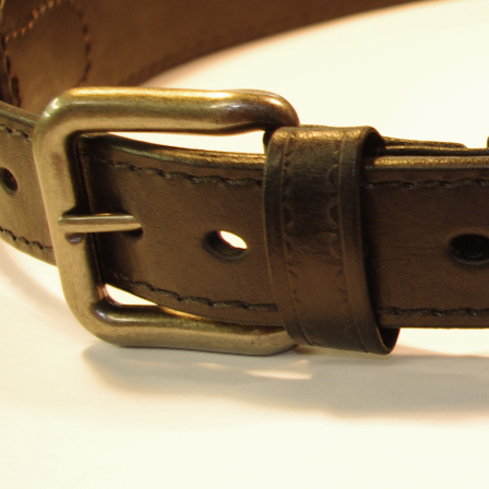 Leather Belts by American Holster Company
